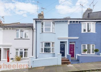 Thumbnail 3 bed terraced house for sale in Lynton Street, Hanover, Brighton