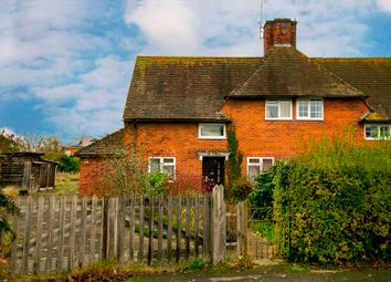 Thumbnail 3 bed semi-detached house for sale in Lambfields, Theale, Reading