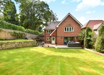 Thumbnail 4 bed detached house for sale in Hurstmere Close, Grayshott, Hindhead