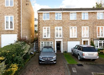 Thumbnail 4 bed terraced house for sale in Selsdon Close, Surbiton