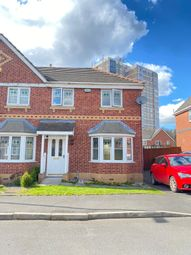 Thumbnail 3 bed semi-detached house for sale in Chendre Road, Manchester