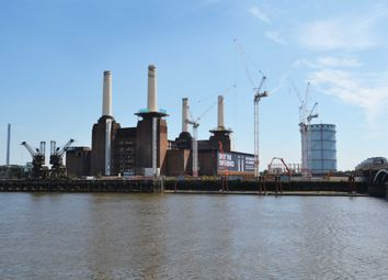 Thumbnail 2 bedroom flat for sale in Switch House East, Battersea Power Station, Nine Elms Lane, Vauxhall