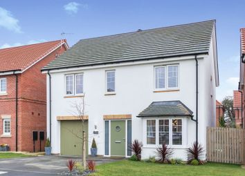 Thumbnail 4 bed detached house for sale in Lund Sikes Grove, York