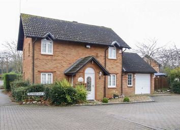 Thumbnail 3 bedroom detached house for sale in Southwick Court, Great Holm, Milton Keynes