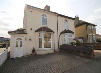 Thumbnail 2 bed semi-detached house for sale in Devonshire Road, Bexleyheath