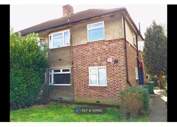Thumbnail 2 bedroom maisonette to rent in Eversley Avenue, Barnehurst