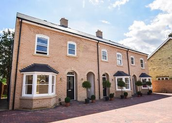 Thumbnail 4 bed end terrace house to rent in White Hart Lane, Soham, Ely