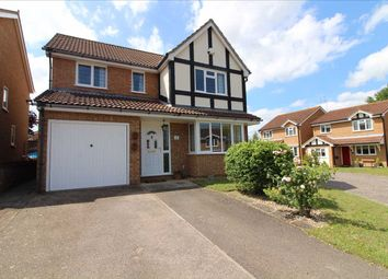 Thumbnail 4 bed detached house for sale in Houghton Place, Rushmere St. Andrew, Ipswich
