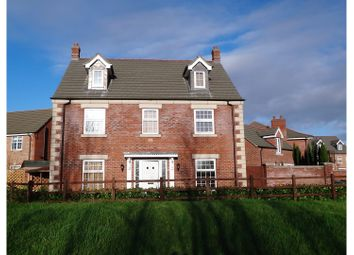 Thumbnail 5 bed detached house to rent in Delacorte Green, Spalding