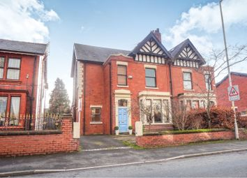 Thumbnail 6 bed semi-detached house for sale in Watling Street Road, Preston