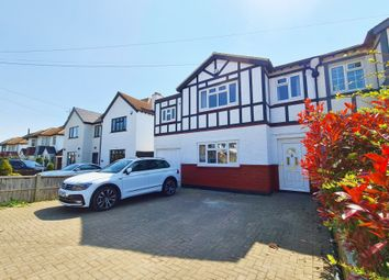 Thumbnail 4 bed semi-detached house to rent in Blenheim Chase, Leigh-On-Sea, Essex