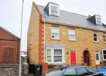 Thumbnail 3 bed semi-detached house to rent in Albion Road, Cliftonville, Margate