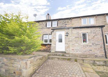 Thumbnail 3 bed terraced house for sale in Bridley Brook, Holt Head Road, Slaithwaite, Huddersfield