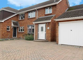 Thumbnail 3 bed semi-detached house for sale in Bartley Road, Benfleet