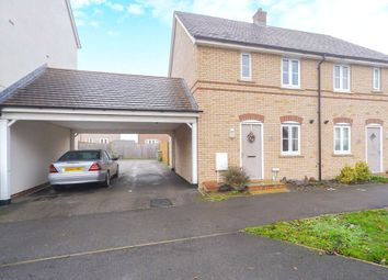 3 bed semi-detached house for sale in Margarita Gardens, Newton Leys, Milton Keynes MK3