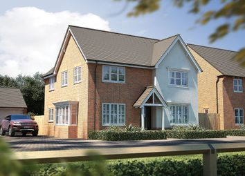 "Thumbnail 4 bed detached house for sale in ""The Astley"" at Heath Lane, Lowton, Warrington"
