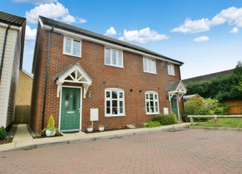 Thumbnail 3 bed semi-detached house for sale in Ernest Drive, Norwich