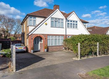 Manor Drive, Ewell, Epsom KT19. 3 bed semi-detached house for sale