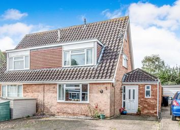 Thumbnail 4 bed semi-detached house for sale in Bevery Close, Oakley, Bedford, Bedfordshire