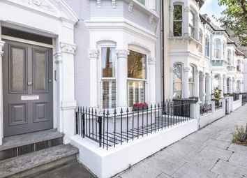 Thumbnail 4 bed flat for sale in Gironde Road, London