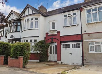 Thumbnail 4 bed terraced house for sale in Canterbury Avenue, Ilford, Essex