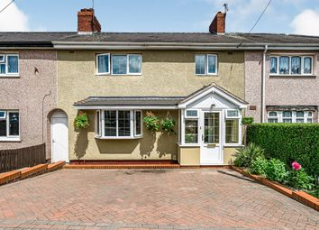 Thumbnail 4 bed terraced house for sale in Laurel Road, Dudley
