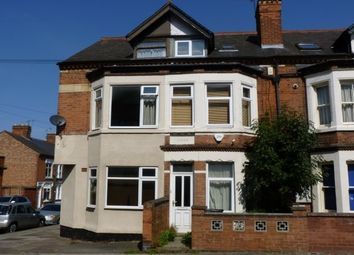 Thumbnail 4 bed terraced house to rent in Knighton Fields Road East, Knighton Fields, Leicester