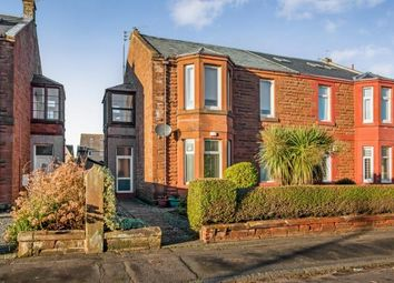 Thumbnail 2 bed flat for sale in Welbeck Crescent, Troon, South Ayrshire, Scotland
