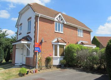 Thumbnail 1 bedroom end terrace house to rent in Martley Gardens, Hedge End, Southampton
