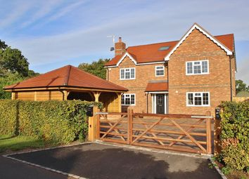 Thumbnail 6 bed detached house for sale in Tutts Clump, Reading