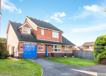 Thumbnail 4 bed detached house for sale in Mayfield, Wilnecote, Tamworth