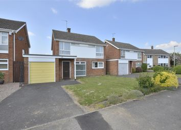 Thumbnail 4 bed detached house for sale in Littledown Road, Leckhampton, Cheltenham, Gloucestershire