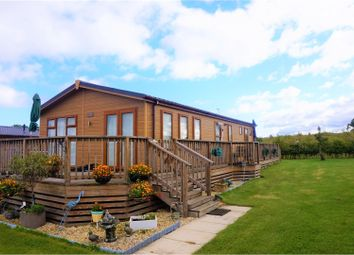 Thumbnail 2 bed lodge for sale in Mareham Lane, Sleaford