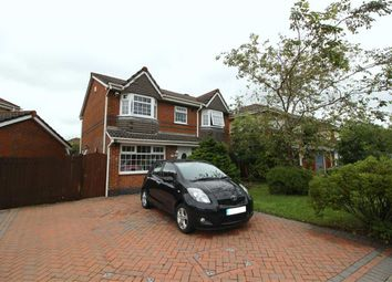 Thumbnail 4 bed detached house to rent in Squires Wood, Fulwood, Preston