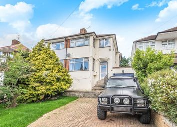 Thumbnail 3 bed semi-detached house to rent in Brownspring Drive, London