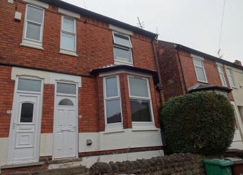 Thumbnail 5 bed shared accommodation to rent in Teversal Avenue, Nottingham