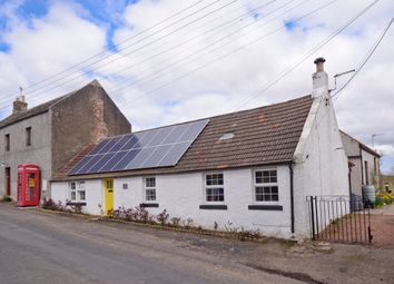 Thumbnail 3 bed cottage for sale in Auchencrow, Eyemouth