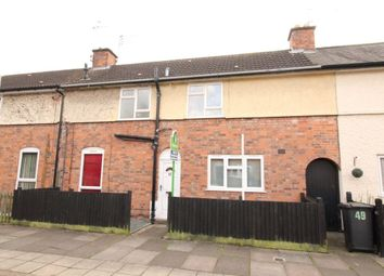 Thumbnail 3 bedroom terraced house for sale in Shakespeare Street, Knighton Fields, Leicester