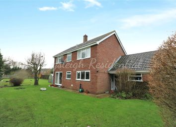 Thumbnail 4 bed detached house for sale in Spanbies Road, Stratford St. Mary, Colchester, Suffolk
