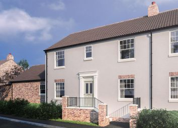 Thumbnail 4 bed semi-detached house for sale in Plot 11, Woldgate Pastures, Kilham