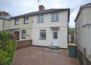Thumbnail 3 bed semi-detached house to rent in Superb Semi-Detached House, Greenmeadow Road, Newport
