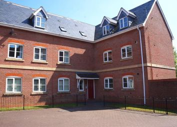 Thumbnail 1 bed flat for sale in Rumbush Lane, Dickens Heath, Shirley, Solihull