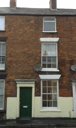 Thumbnail 3 bed terraced house to rent in St. Michaels Street, Shrewsbury, Shropshire