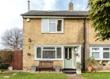 Thumbnail 2 bedroom end terrace house for sale in Witchards, Basildon, Essex