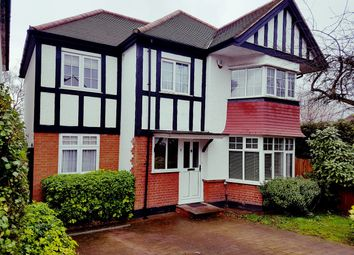 Thumbnail 4 bedroom detached house to rent in Wickliffe Gardens, Wembley Park