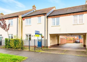 Thumbnail 3 bedroom terraced house for sale in School Lane, Lower Cambourne, Cambridge