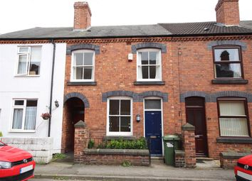Thumbnail 3 bed terraced house to rent in Stewart Street, Riddings, Alfreton