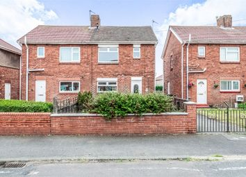 Thumbnail 2 bed semi-detached house for sale in Millfield North, Bedlington, Northumberland