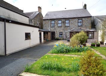 Thumbnail 5 bed semi-detached house for sale in St. John Street, Whitland