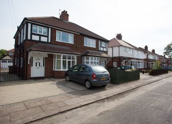 Thumbnail 3 bed semi-detached house for sale in Frusher Avenue, Grimsby
